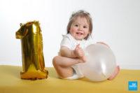 Shooting photo des 1 an d'un bébé