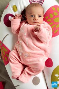 Bébé dans son pijama