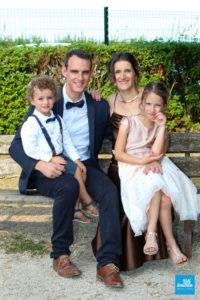 photo d'invité au mariage