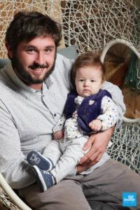 Titi avec un bébé