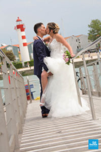 Photo de couple à la Rochelle