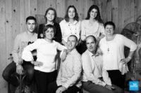 Shooting photo en famille à Saintes