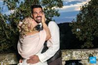 Photo de couple de mariage à Taillebourg