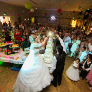 La fontaine de Champagne, reportage de mariage