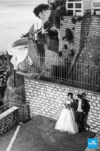 Photo de couple de mariage à Meschers