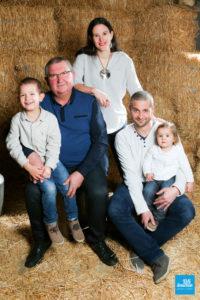 Photo de famille 3 générations