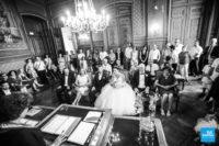 Reportage photo de mariage à la mairie d'angoulême