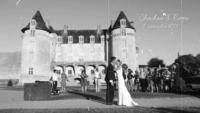 Video de mariage par DS Souchon au chateau de Château de la Roche Courbon