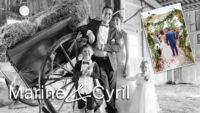 Vidéo de mariage signée DS Souchon