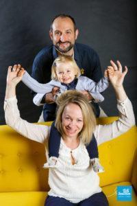 Shooting photo de famille