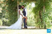 Photo couple de mariage à Angoulême
