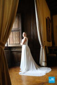 Photo de mariage dans le Château