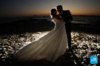 Photo de mariage, couple à la Rochelle