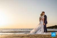 Photo de couple à Meschers sur la plage