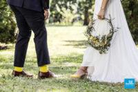 Photo de couple de mariés
