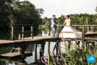 Photo de mariage sur les bords de Charente