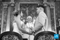 Reportage mariage lors d'une cérémonie religieuse