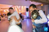 Reportage de mariage la soirée