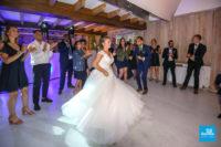 Reportage photo, l'ouverture du bal du mariage