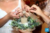 Reportage de photo de mariage lors d'une cérémonie laïque