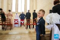 Photo de mariage à Sablonceaux, dans l'église