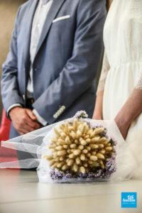 Photo de reportage de mariage dans la mairie