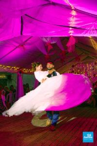 Reportage de mariage, l'ouverture du bal